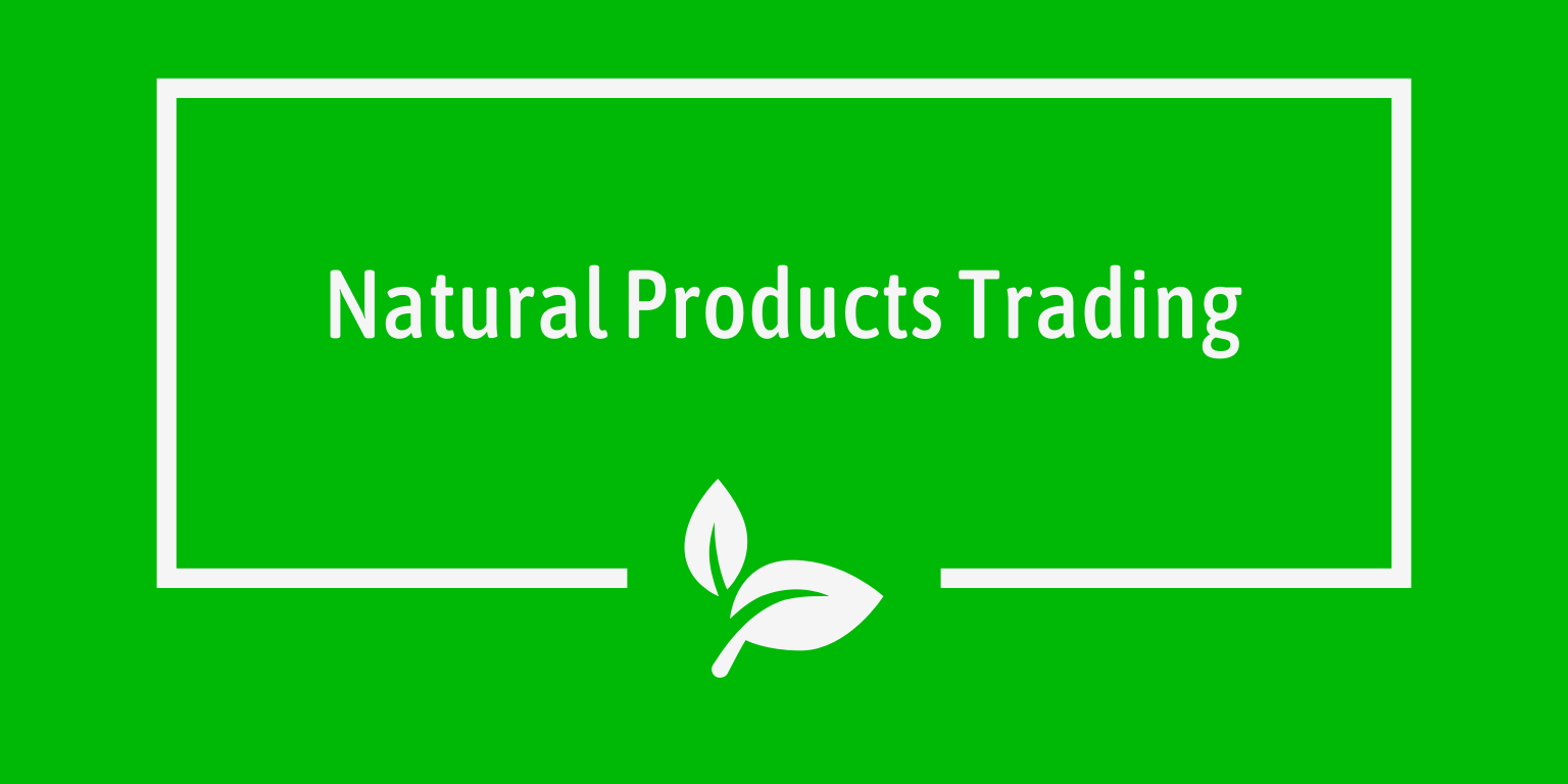 Natural Products Trading