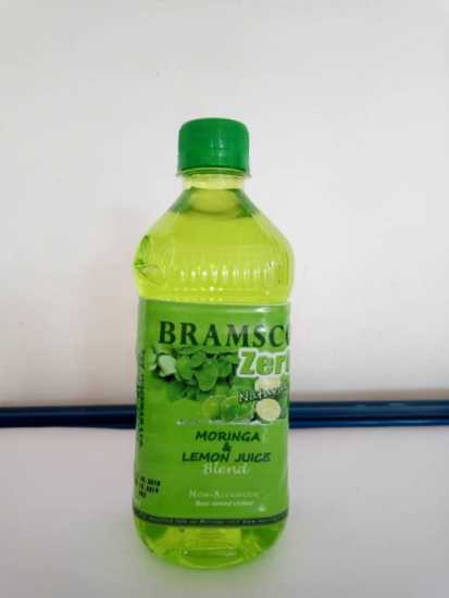 Bramsco Moringa and Lemon Juice Blend (500ml)